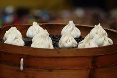 kinesiska klimpar Arkivfoto