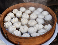 kinesiska klimpar Arkivfoton