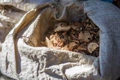 kinesiska kryddor Royaltyfri Fotografi