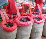 kinesiska kryddor Arkivbilder
