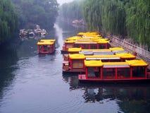 kinesiska kryssningar Fotografering för Bildbyråer