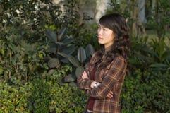 kinesiska kvinnor Fotografering för Bildbyråer