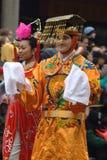 kinesiska nya ståtar år Arkivfoton