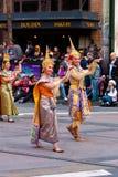 kinesiska nya ståtar år Royaltyfria Foton
