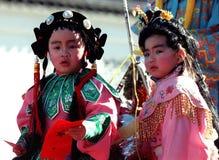 kinesiska nya ståtar år Royaltyfri Fotografi
