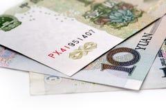 kinesiska pengar Arkivbild