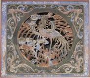 kinesiska phoenix arkivfoto