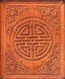 Kinesiska prydnadar arkivbilder