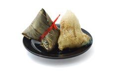 Kinesiska riceklimpar Royaltyfri Bild