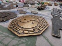 Kinesiska skvallerobjekt Fotografering för Bildbyråer