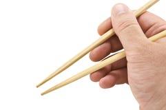 kinesiska sticks Royaltyfri Foto