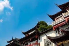 Kinesiska tak Fotografering för Bildbyråer