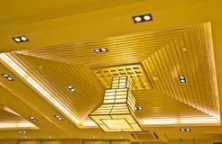 Kinesiska taklampor Arkivbilder