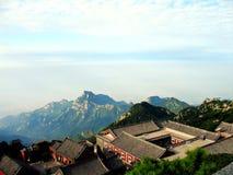 kinesiska tempel Fotografering för Bildbyråer