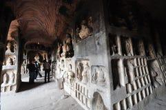 Kinesiska tempel Royaltyfria Bilder