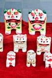 Kinesiska traditionella hemslöjdar Arkivbild