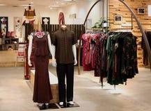 Kinesiska traditionella kläder Royaltyfria Foton