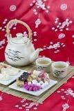 Kinesiska traditionella mellanmål Fotografering för Bildbyråer