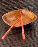kinesiska utensils Fotografering för Bildbyråer