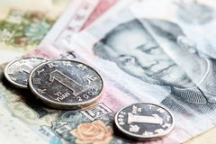 kinesiska yuan royaltyfri fotografi