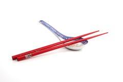 kinesiskt äta Royaltyfria Foton