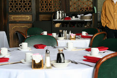 kinesiskt äta middag Royaltyfri Fotografi