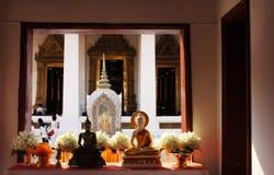 Kinesiskt buddistiskt tempel Royaltyfria Bilder
