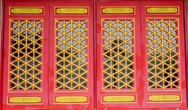 Kinesiskt fönster Royaltyfri Fotografi