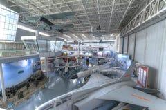 Kinesiskt flygmuseum Fotografering för Bildbyråer