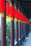 kinesiskt galleri Arkivbild