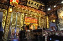 kinesiskt gammalt tempel Royaltyfri Fotografi