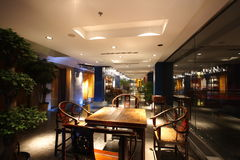 kinesiskt hotell Royaltyfri Fotografi