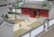 kinesiskt hus Royaltyfria Foton