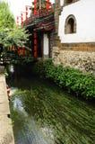 kinesiskt hus Royaltyfria Bilder