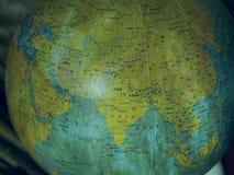 kinesiskt jordklot Arkivfoto