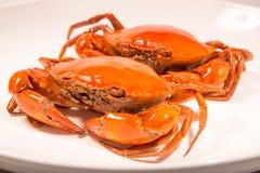 Kinesiskt kött - marinerad crabs-1 Royaltyfria Bilder