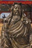 Kinesiskt kulturell och religionmuseum på Pattaya, Thailand Arkivbilder