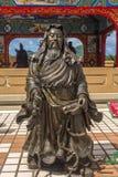Kinesiskt kulturell och religionmuseum på Pattaya, Thailand Arkivfoton
