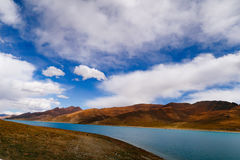 kinesiskt landskap Arkivfoto