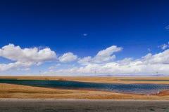 kinesiskt landskap Fotografering för Bildbyråer