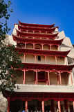 kinesiskt landskap Royaltyfri Bild