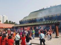 kinesiskt lunar nytt år royaltyfri foto