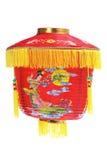 kinesiskt lyktapapper Royaltyfria Bilder