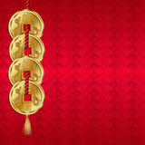 Kinesiskt nytt år år av ormen Arkivbild