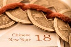 kinesiskt nytt år Arkivfoton