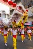 Kinesiskt nytt år 2013 Arkivfoton