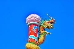 Kinesiskt nytt år drakekines Fotografering för Bildbyråer