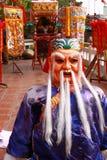 Kinesiskt nytt år i Taiwan Arkivbild