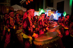 Kinesiskt nytt år i Thailand. Royaltyfri Bild