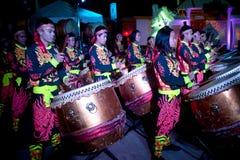 Kinesiskt nytt år i Thailand. Royaltyfria Bilder